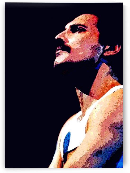 Freddie Mercury Sad Moment by RANGGA OZI