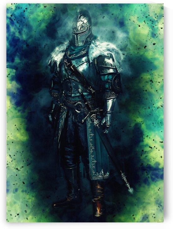Dark Souls III Demons Souls Armour by Gunawan Rb