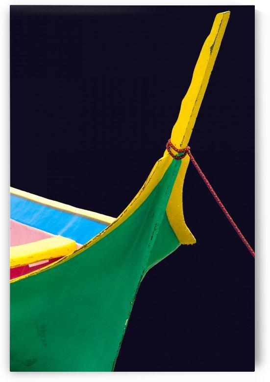 Boat LXIII by Carlos Wood