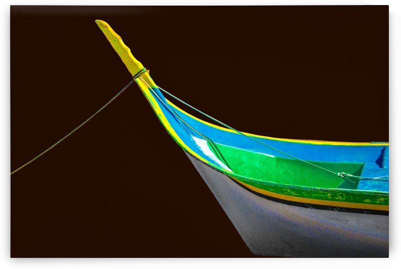 Boat LXIV by Carlos Wood