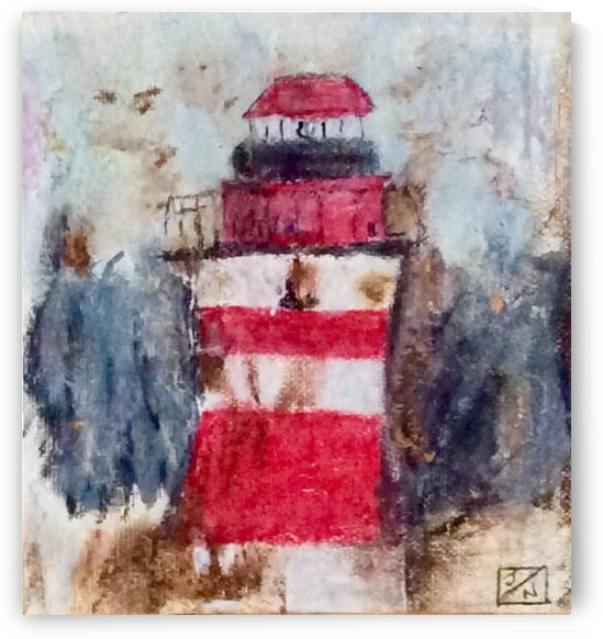 Farol by Zaramar Paintings