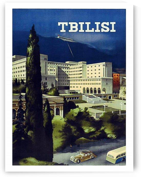 Tbilisi by vintagesupreme