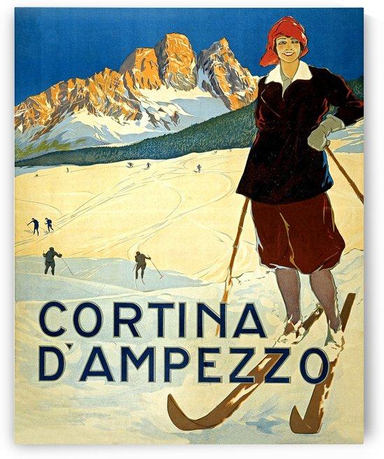 Cortina D Ampezzo by vintagesupreme
