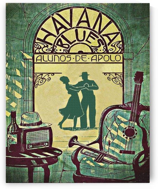 Havana Blues by vintagesupreme