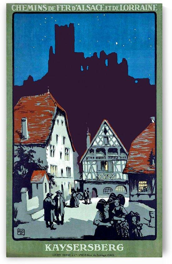Kaysersberg by vintagesupreme