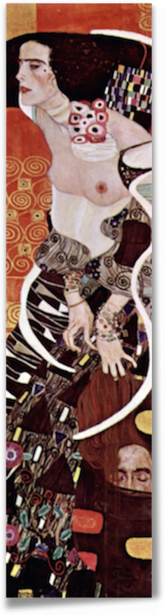 Judith II by Klimt by Klimt