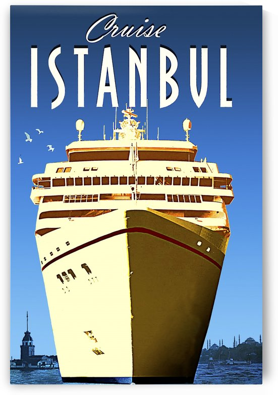 Cruise Istanbul by vintagesupreme