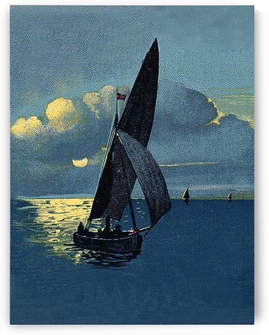Evening Sail by vintagesupreme