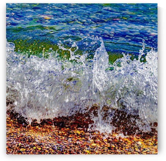 Millennium Splash by MumbleFoot