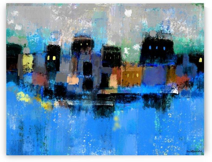 Portofino by David Abrams Art