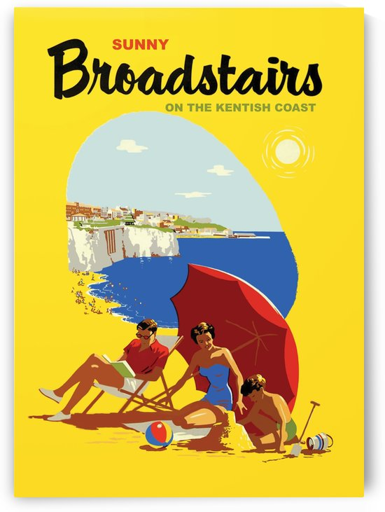 Sunny Broadstairs by vintagesupreme