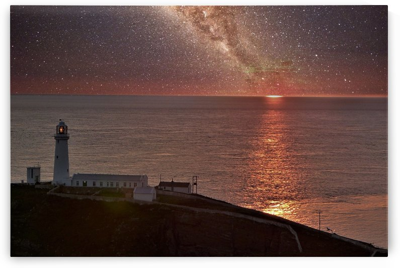Lighthouse stars by Andy Jamieson