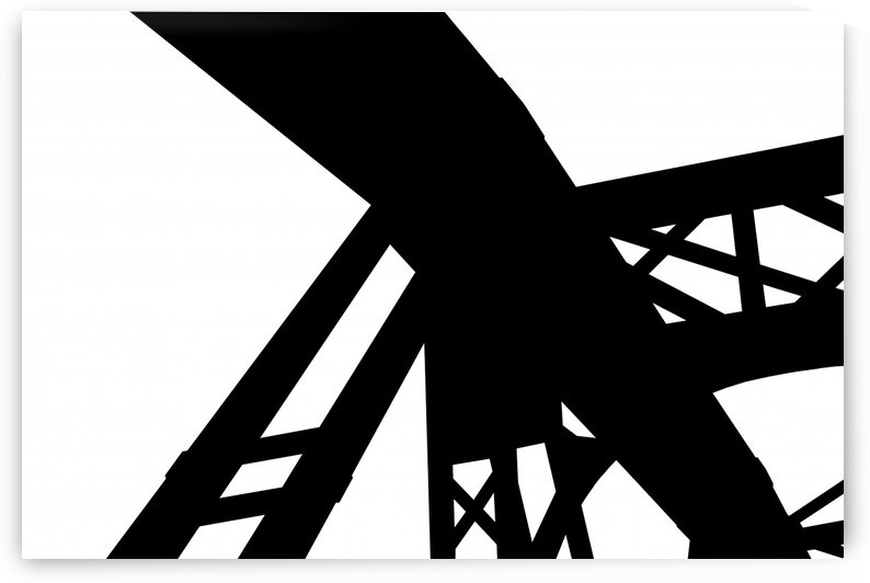 Bridge XXII by Carlos Wood