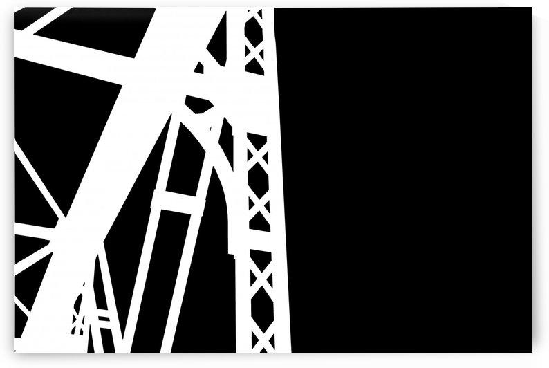 Bridge XXIV by Carlos Wood