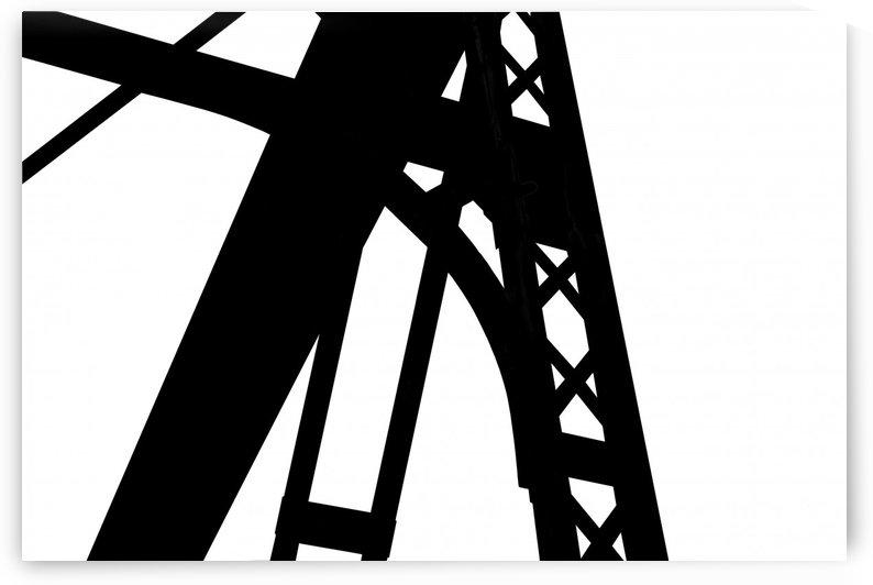 Bridge XXVI by Carlos Wood