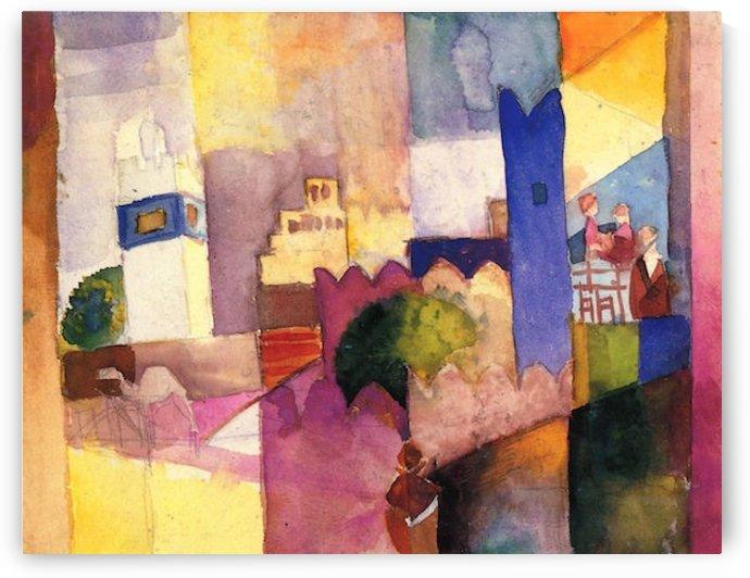 Kairouan  by Macke by Macke