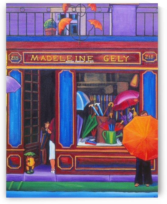 Madame Gely by Annette Gaffney