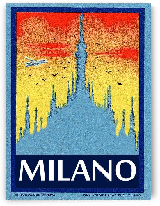 Milan Cathedral by vintagesupreme