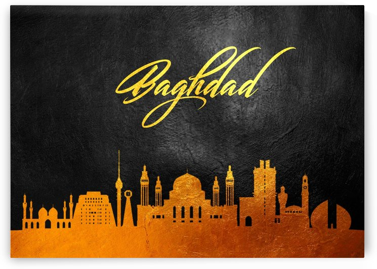 baghdad gold by ABConcepts