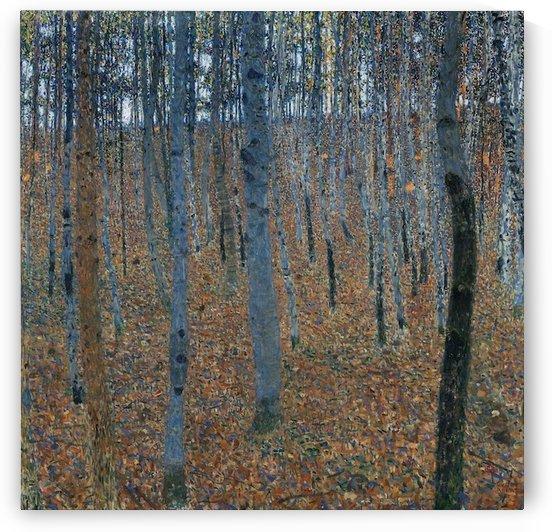 Klimt - Beech Grove I by Klimt