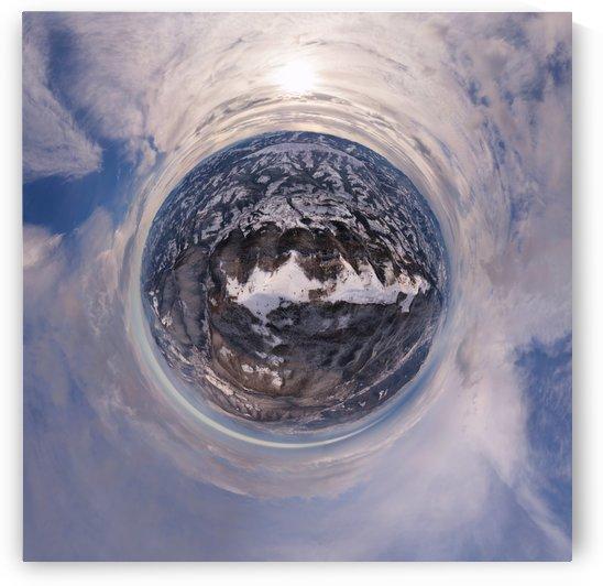 Carpathian Winter Panorama by impprinted