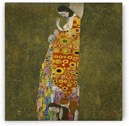Klimt - Hope II by Klimt