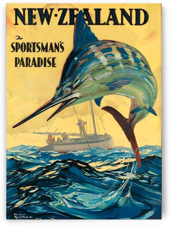 Swordfish in New Zealand by vintagesupreme