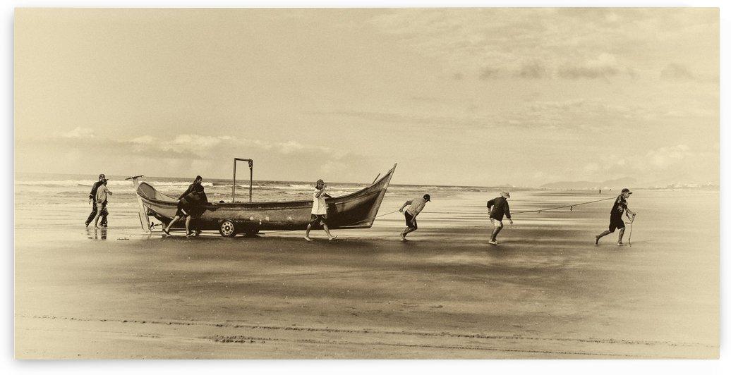 Boat LXXVII by Carlos Wood