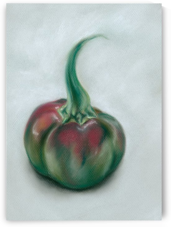Heirloom Pimento Pepper by MM Anderson