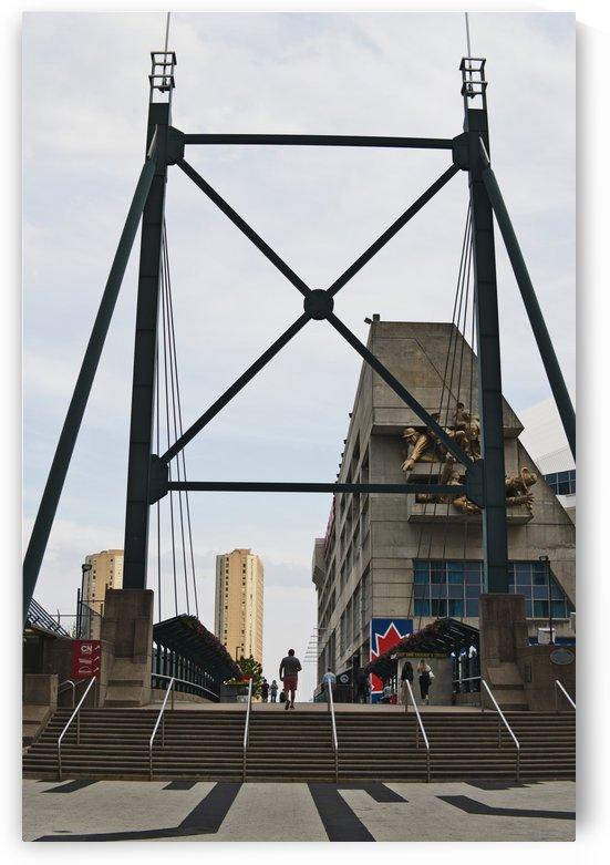 Toronto CN Bridge by Nonso Otoh