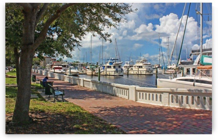 Bradenton Florida Waterfront 2 by HH Photography of Florida