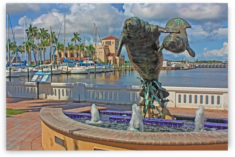 Bradenton Florida Waterfront 1 by HH Photography of Florida