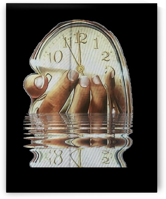 Clock Art by Art-Works