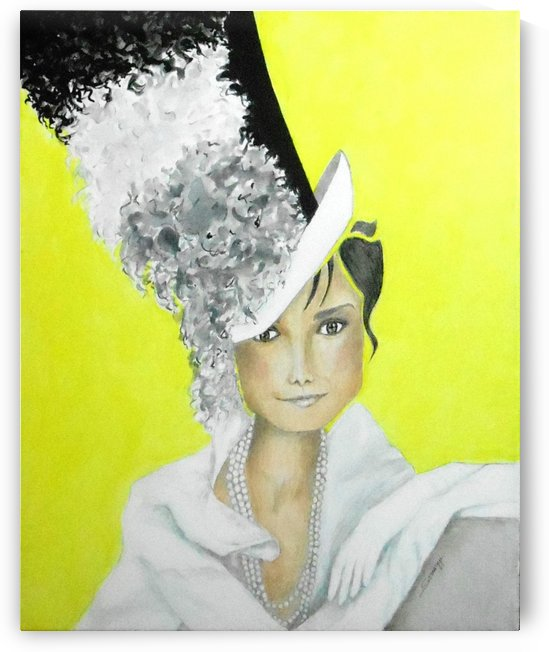 My Fair Audrey by Jayne Somogy