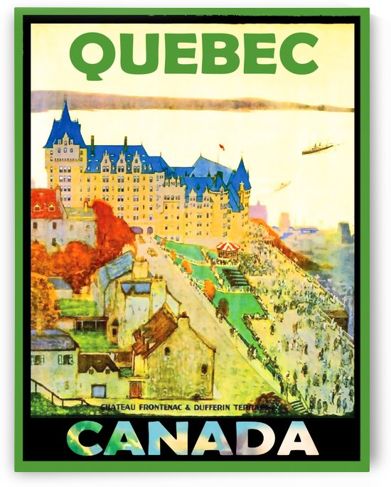 Quebec by vintagesupreme