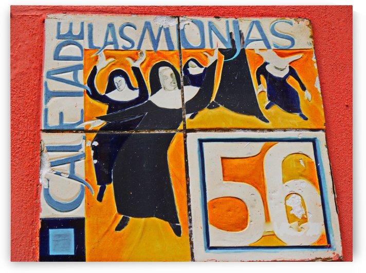 Dancing Nuns by Efrain Montanez