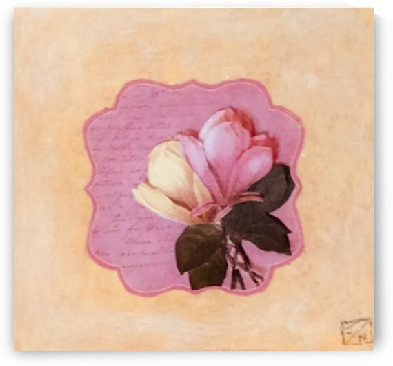 Magnolia by Zaramar Paintings