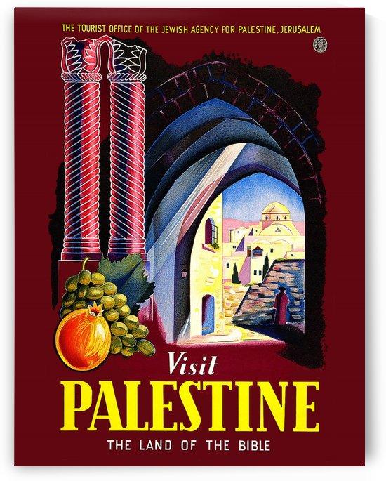 Visit Palestine by vintagesupreme