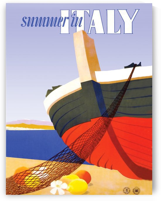 Summer in Italy by vintagesupreme