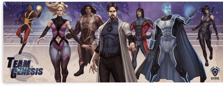 Team Genesis by FarCorners Studios