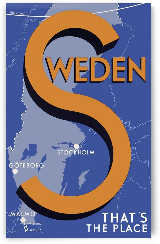 Sweden is the Place by vintagesupreme