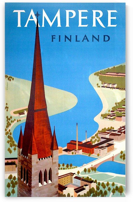 Tampere Finland by vintagesupreme