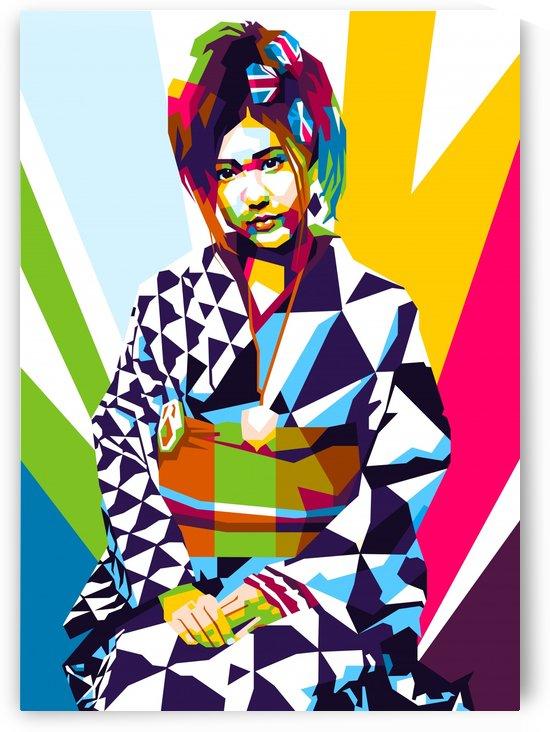 Tomomi Ogawa by wpaprint