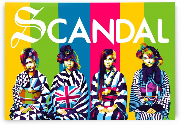 Scandal Show by wpaprint