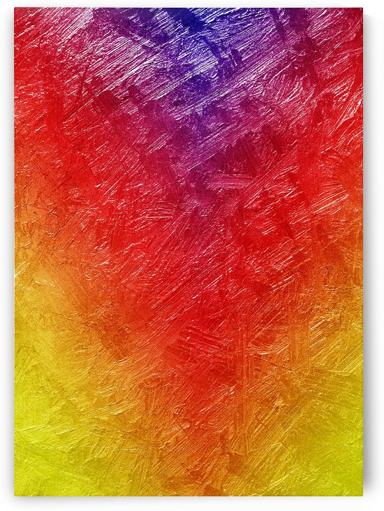 ABSTRATO BRUSH   130x182   05 05 2020    01A by Uillian Rius