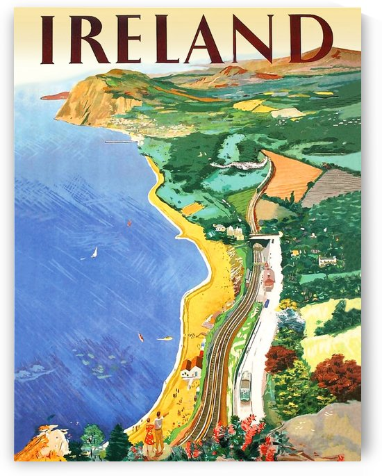 Ireland by vintagesupreme