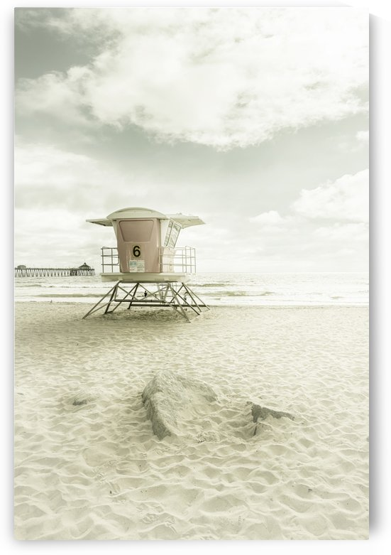 CALIFORNIA Imperial Beach | Vintage by Melanie Viola