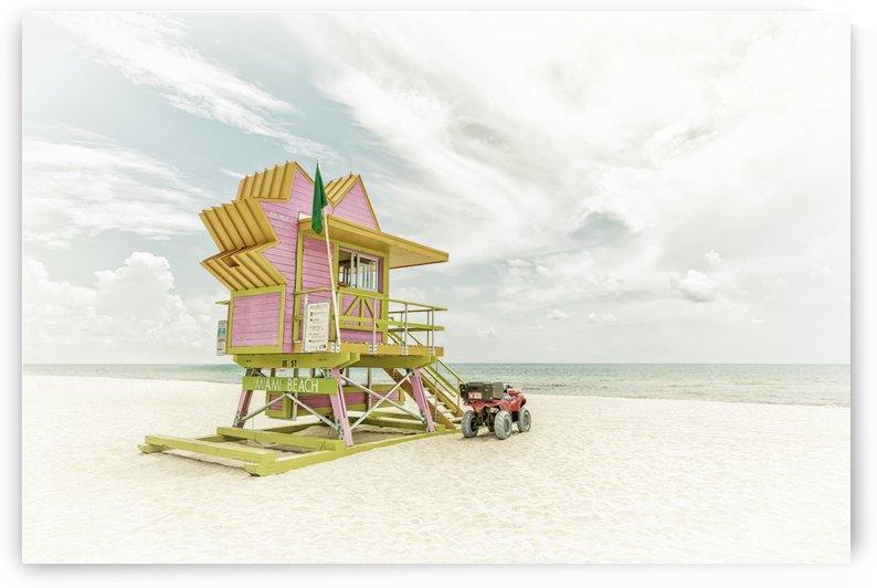 MIAMI BEACH Florida Flair | Vintage by Melanie Viola