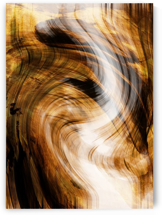 ABSTRATO FRACTAL   130x182   14 05 2020    09C by Uillian Rius