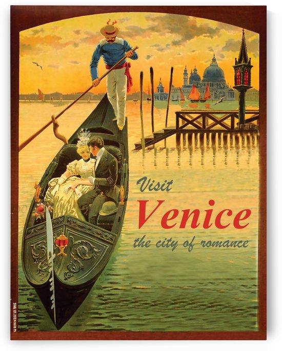 Venice the City of Romance by vintagesupreme